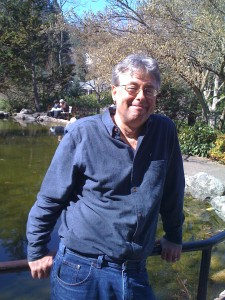 Bruce at Lithia Park