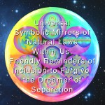 Book: The Geometry Code: Universal Symbolic Mirrors of Natural Laws Within Us; Friendly Reminders of Inclusion to Forgive the Dreamer of Separation by Bruce Rawles